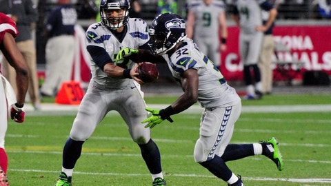 Seahawks: Commit to Christine Michael as the No. 1 back