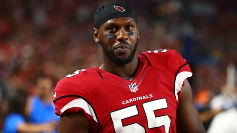 Cardinals use franchise tag to lock up Chandler Jones