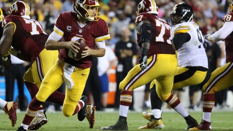 Washington Redskins (last week: 16)