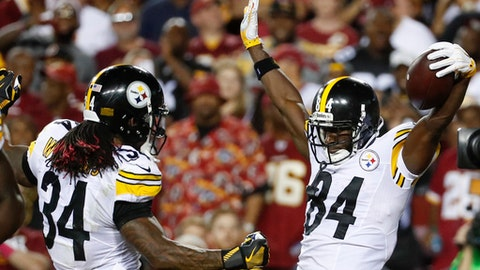 Pittsburgh Steelers (last week: 6)