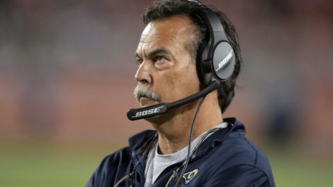 The Los Angeles Rams, everything