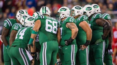 Jets (-1.5) vs. BILLS (Over/under: 40.5)