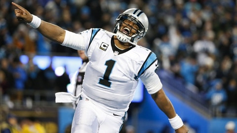 Sunday: 49ers at Panthers