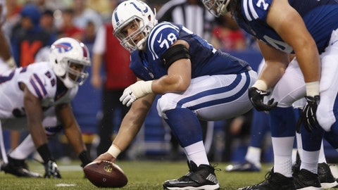 Houston Texans at Indianapolis Colts, 1 p.m. CBS (707)