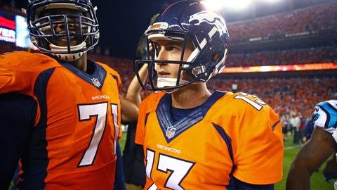 Denver Broncos -- Donald Stephenson, RT