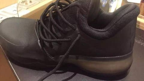 Worst: James Harden Triple Black