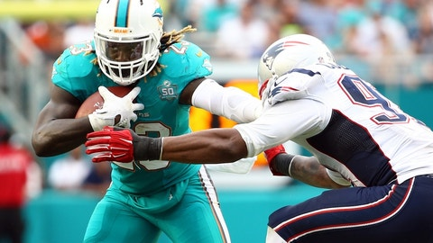 Miami Dolphins at Los Angeles Rams, 4:05 p.m. FOX (713)