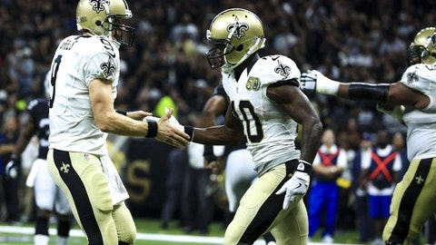 New Orleans Saints at New York Giants, 1 p.m. FOX (711)