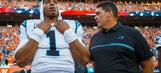 'Speak For Yourself': Will Ron Rivera's criticism help or hurt Cam Newton?