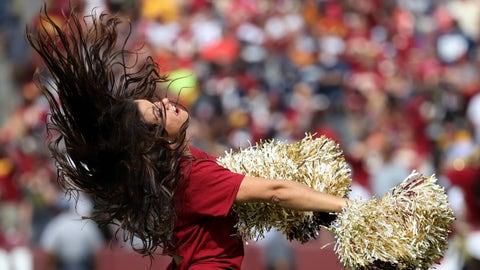 NFL cheerleaders in pictures -- Week 2