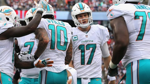 Let's go to the air with Ryan Tannehill and see which running back is about to get grounded.