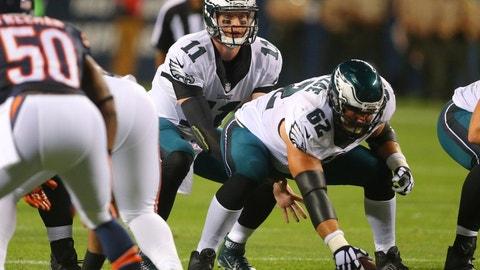 Philadelphia Eagles: (last week: 19)