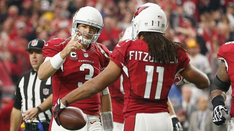 Sunday: Cardinals at Bills