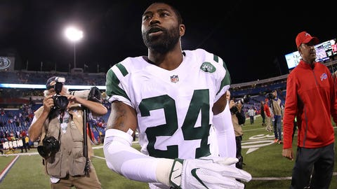 Darrelle Revis is done