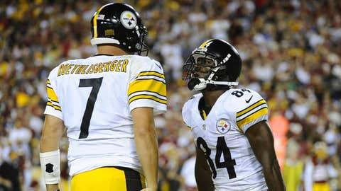 Steelers (-3.5) over Eagles (Over/under: 46)