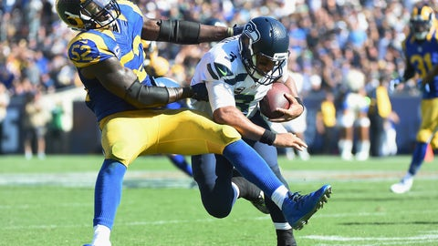 Linebacker: Alec Ogletree - Los Angeles