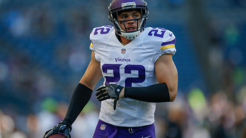 Safety: Harrison Smith - Minnesota
