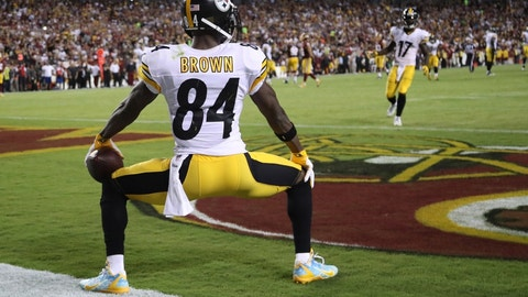 No Eagles CB can match up with Antonio Brown