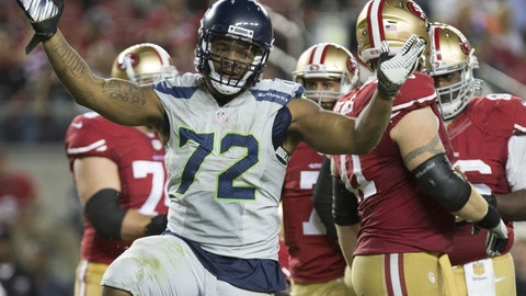 Michael Bennett weighs in on the 49ers quarterback situation
