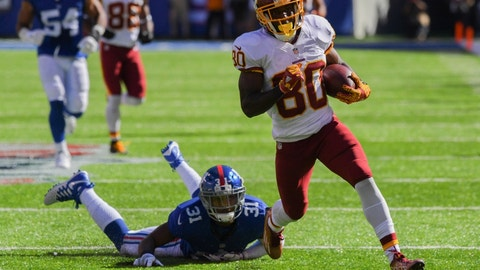 Sunday: Redskins vs. Bengals (in London)