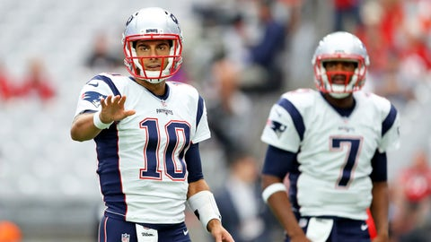 The Patriots just keep getting harder to pick against