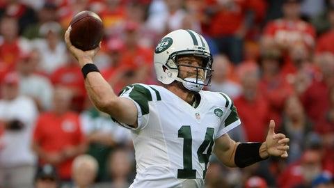 Sunday: Seahawks at Jets