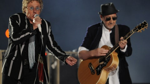 THE WHO (2010)