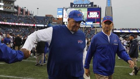 Bills: Rex was here