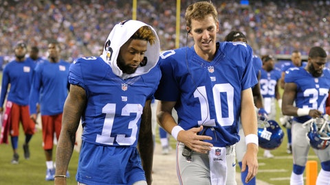 Can the Giants make it seven in a row Sunday at Pittsburgh?