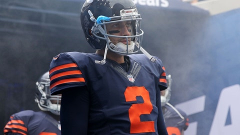 QB Brian Hoyer to the 49ers: B