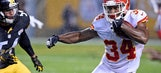 Chiefs ship RB Davis to Packers for draft pick
