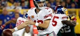 Eli Manning just wants Beckham to keep playing football