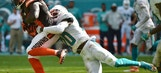 Miami Dolphin Reshad Jones to miss the remainder of the season.