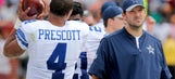 Report: Prescott to start vs. Eagles, Romo may not be ready for Week 9