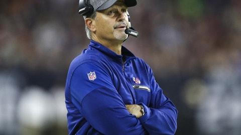 Chuck Pagano, Indianapolis Colts (Last Week: 9)