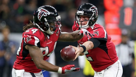 3. Atlanta Falcons