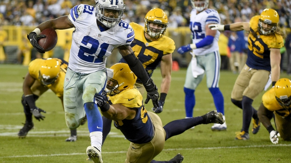 Seahawks-Falcons and Packers-Cowboys figure to be high-scoring affairs
