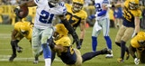 Daily fantasy football divisional round plays: Zeke and Ryan lead the way