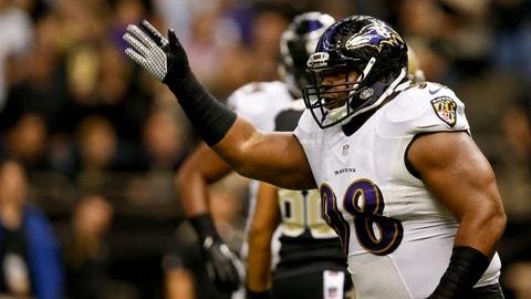 Baltimore Ravens: Brandon Williams, NT