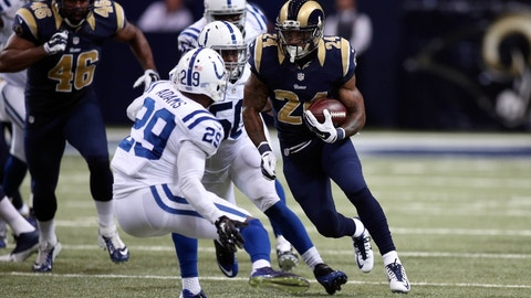 September 10: Indianapolis Colts at Los Angeles Rams, 4:05 p.m. ET