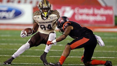 Corey Davis, WR, Western Michigan (Cotton Bowl)