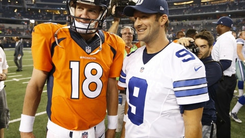 Okay, so when the Cowboys release Tony Romo, which team has the best shot of signing him?