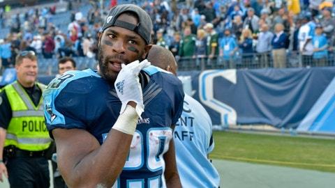 DeMarco Murray, RB, Titans: NO PICK