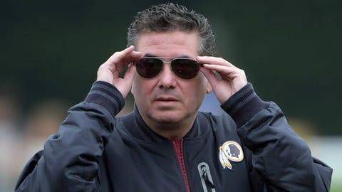 Washington Redskins: 9