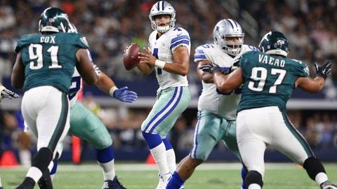 Cowboys at Eagles: 1 p.m., Jan. 1 (FOX)