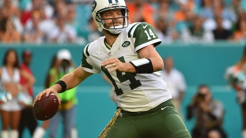 Ryan Fitzpatrick (New York Jets, QB)
