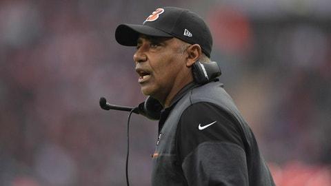 Marvin Lewis, Cincinnati Bengals (Last week: 4)