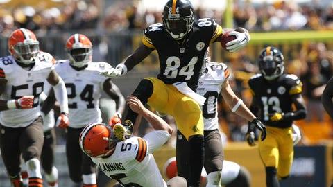 Browns at Steelers: 1 p.m., Jan. 1 (CBS)