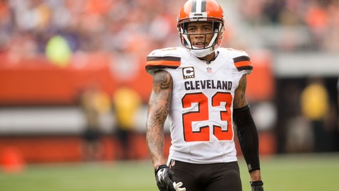 Cleveland Browns: Joe Haden