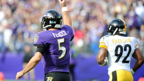Ravens at Steelers: 4:30 p.m., Dec. 25 (NFLN)